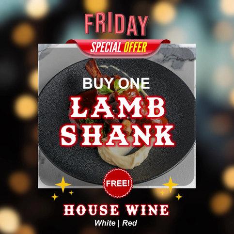 FRIDAY BOGO - Lamb Shank 2021.mp4