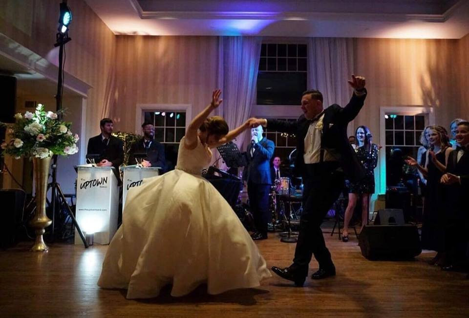 Wedding Reception at Berkshire Country Club, Reading PA