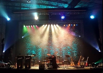 At Clair Brothers' Rock Lititz, Lititz PA