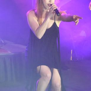 Lead Vocalist Katrina Ambron