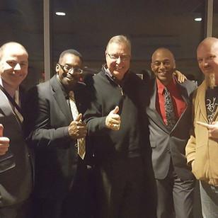 "With Legendary Philadelphia Eagles Quarterback Ron ""JAWS"" Jaworski"