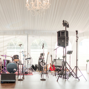 Uptown Wedding Setup