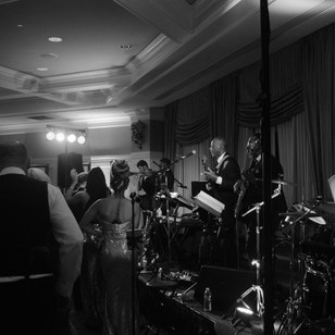 Performing at the Hershey Country Club Winter Formal, Hershey PA