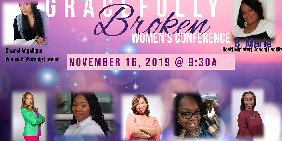 Gracefully Broken Women's Conference