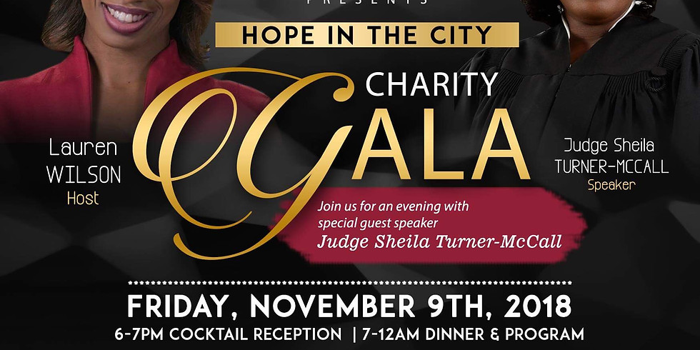 Hope in the City Gala