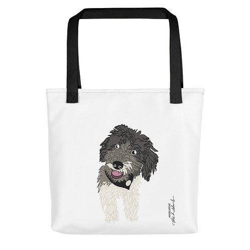 Animated Pet Print Tote bag