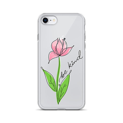 """""""Be Kind"""" iPhone Case"""