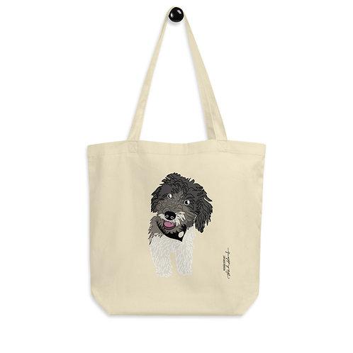 Animated Pet Print Eco Tote Bag