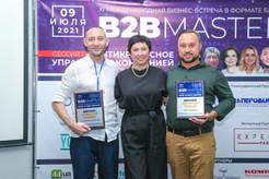B2B Master-2021: Прорив року в управлінні та продажах.