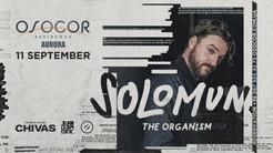 Рок-зірка від електронної музики: Solomun відіграє вибуховий сет у столиці.