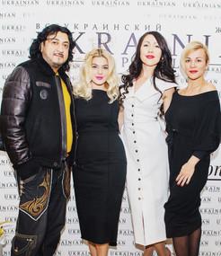 Тетяна Середа об'єднала зірок українського шоу-бізнесу та відомих дизайнерів в проекті «Зроблено в У