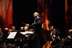 Национальная оперетта украсила осень симфоническим концертом