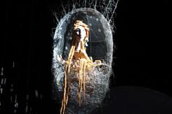 23.07. Київський академічний театр ляльок закриває сезон прем'єрою вистави «Рапунцель».