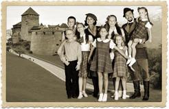 Прем'єра року! Всесвітньовідомий бродвейський хіт – мюзикл «Звуки музики» Р. Роджерса.