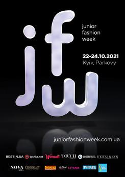 22-24.10. П'ятий ювілейний Junior Fashion Week з показом колекції Олексія Залевського «НЕЗАЛЕЖНІ».
