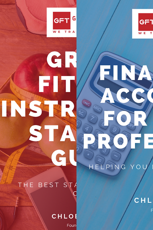 Start-Up Guide and Finance Guide Bundle