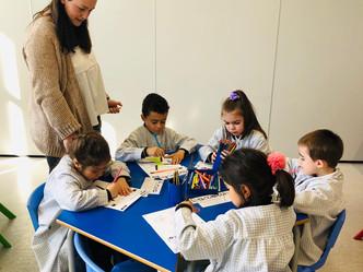 Entrevista a Lucía y a Cristina, alumnas de prácticas en Infantil