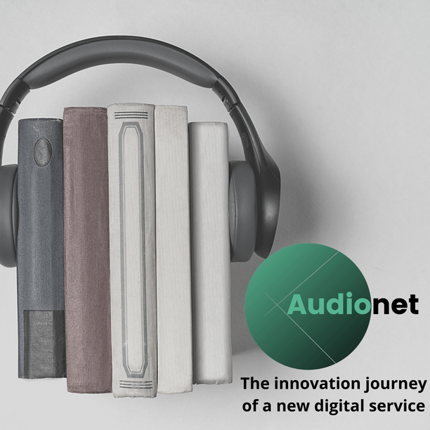 Audionet - Innovative Text-to-Speech Service