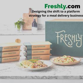 Novel Technology Strategy for Freshly