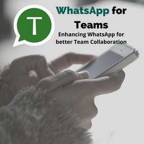 Product Enhancement for WhatsApp Messenger