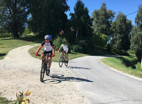MTB Prlekija - Vinska Kolesarska pot