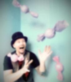 Mr. Happy - Zaubershow