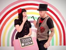Pat & Betty - Zauberworkshop für Kinder.