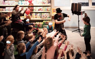 Mr. Happy Zaubershow für Kinder.png
