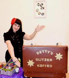 Betty's Glitzertattoos