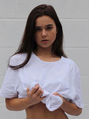 The Plain T-shirt shoot