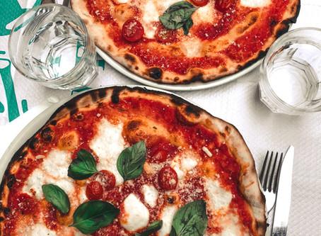 Vegan Homemade Pizza!!!
