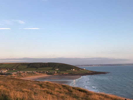 Holiday To The Underrated Croyde Bay, Devon