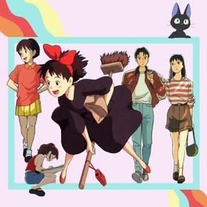 Studio Ghibli Heroines: Japanese Fashion Moguls