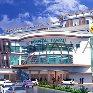 Hospital Tawau, Sabah