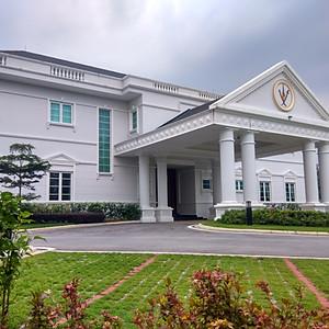 Palace of Negeri Sembilan, Bukit Perseketuan