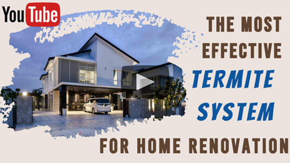 Advance Termite Reticulation System for