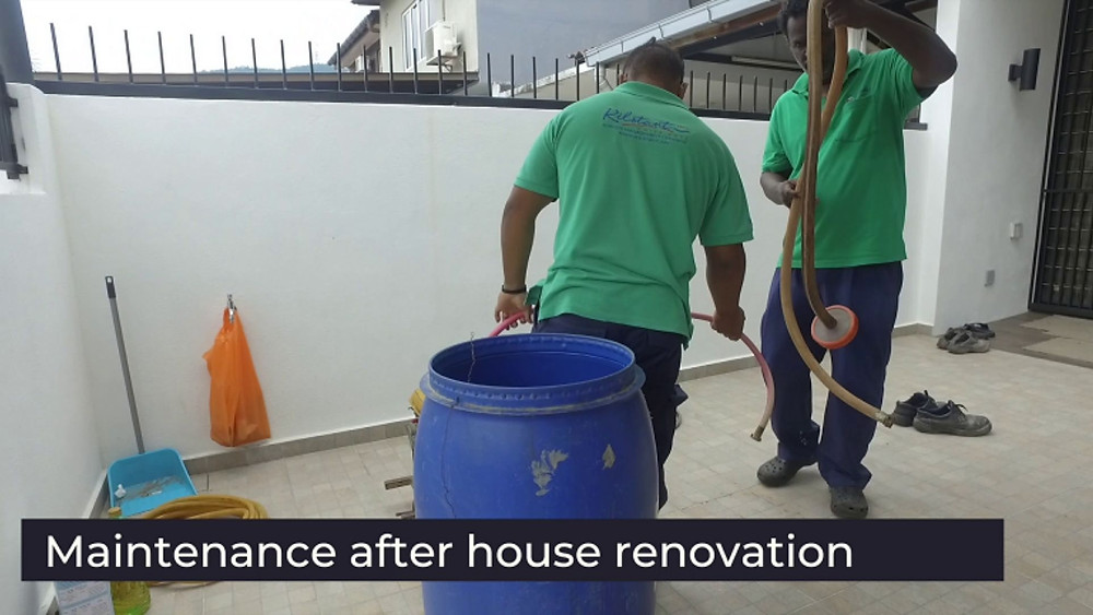 Beautiful Villa, Bungalow secured from termites with Advance Termite System Malaysia, Dubai