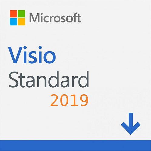 Microsoft Visio Standard (Código Digital)