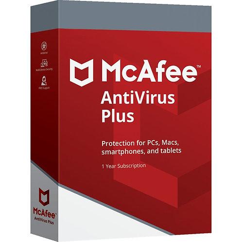 McAfee Antivirus Plus (Código Digital)