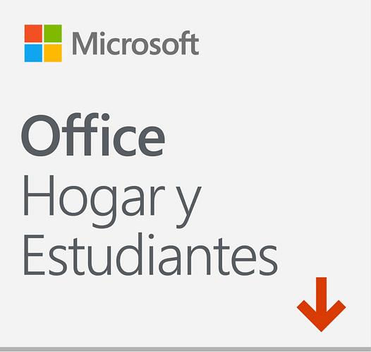 Office Hogar y Estudiantes 2019 (Código Digital)
