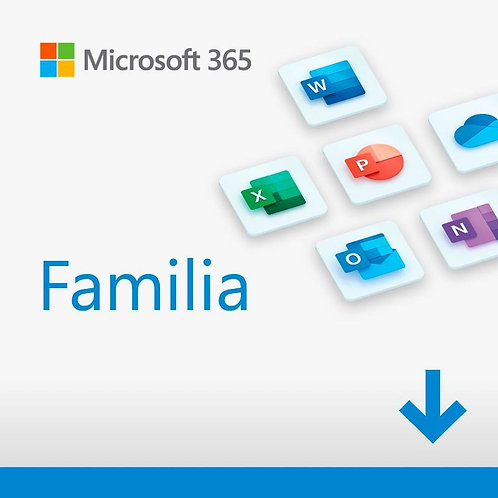Office 365 Familia(Código Digital)