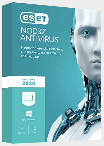 Eset Nod 32 Antivirus (Codigo Digital)