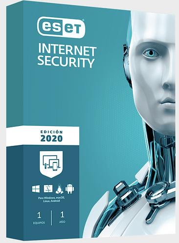 Eset Internet Security (Codigo Digital)