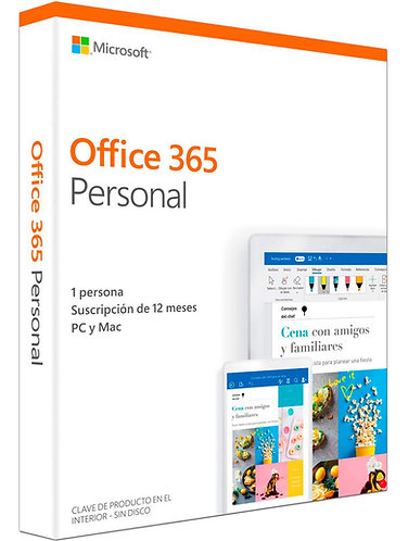 Office 365 Personal (Código Digital)