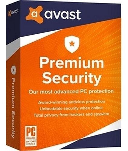 Avast Premium Security (Código Digital)