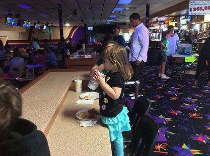 Kids Love the Food