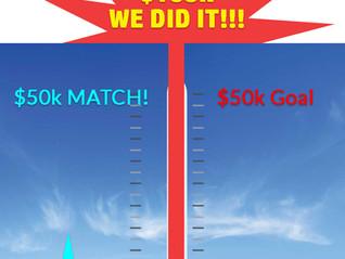 The Children's School Meets $100k Fundraising Challenge!