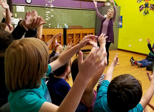 TCS Welcomes Master Storyteller, Megan Wells PLUS Free Family Storytelling Event this Friday