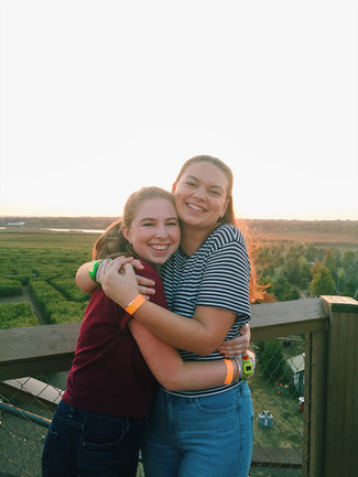 Tale of Two Sisters: Grads Sydney and Isabelle Meyer Tell Their Story