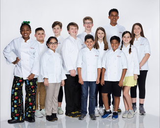 """See Our Own Noah Cryns on """"Top Chef Jr."""""""